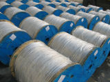 cabo pendente de alumínio de serviço de cabo do saco 50mm2