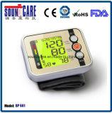 moniteur de pression sanguine de poignet d'épaisseur de 24.5 millimètres (BP601)
