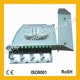 """Padrão 19 de Sc/FC/St de """" painel de correção de programa portuário da fibra óptica do Sc 8 núcleos (ODF)"""