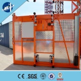 Passagier-materielle verwendete aufbauende Waren-Hebevorrichtung 2000kg