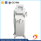 E-Lumière de 3 traitements (&RF de chargement initial) +RF + machine de beauté de laser