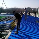 Hojas de acero galvanizadas prepintadas del material para techos de PPGI