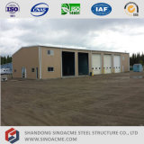 Prefab Light Metal Frame Building
