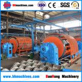 Kupfer/Aluminium/Ascr steife Rahmen-Schiffbruch-Maschine