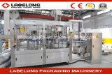 8-8-3 automatisches Massen-Saft-Getränkefüllende mit einer Kappe bedeckende Verpackungsmaschine-Pflanze