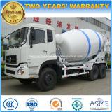 Camion de la colle de Cbm du camion 10 de mélangeur concret de Dongfeng 6X4 10tons
