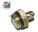 Metallherstellung CNC-Drehbank-drehenprägemaschinell bearbeitenteil mit Zollamt (ZHTMP005)