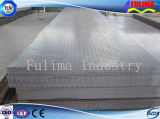 트레일러를 위한 스테인리스 알루미늄 또는 탄소 강철 Checkered 격판덮개 또는 연장통 또는 지면