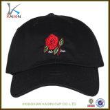 Rose bordó la gorra de béisbol negra para los hombres