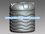 500-5000L 3 camadas de máquina de molde moldando do sopro do tanque de água do HDPE