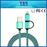USB 2.0 Typ-c bewegliche Ladung-einziehbares Kabel zum androiden Telefon