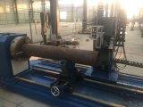 Machine de découpage taillante de pipe en métal avec le contrôle d'Aix de la commande numérique par ordinateur 5