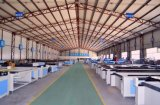 La talla grande Jq1325 muere la cortadora del laser de la tarjeta para la industria del conjunto