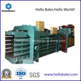 Machine de emballage de rebut de presse hydraulique automatique de papier