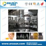 Linha de produção de engarrafamento do suco de fruta