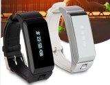 Bracelet intelligent intelligent avec l'écouteur d'appel (K2)