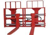 CE 2000kg Forklift Wheel Loader