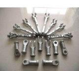 Parti del motociclo del pezzo fuso di investimento dell'acciaio inossidabile (pezzo fuso di precisione)