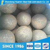 Billes en acier modifiées pour les billes de meulage solides de broyeur à boulets de mine