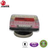 Ks001b impermeabilizzano l'indicatore luminoso di arresto/coda/coda piatto/della parte posteriore LED per il rimorchio del camion