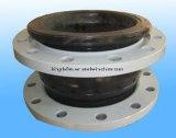 高温EPDM適用範囲が広い単一球のフランジが付いているゴム製膨張継手