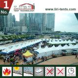 Petite tente de chapiteau d'événement de pagoda de tente en aluminium