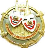 Médaille 3D annoncée pour le médaillon de l'Allemagne (M-mm23)