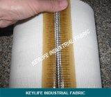 Correia do filtro da imprensa do poliéster na máquina de secagem resistente da imprensa de filtro