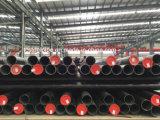 Tubo senza giunte del acciaio al carbonio di ASTM DIN1626 St37