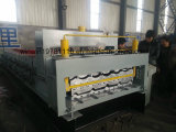 電流を通されたSteel Roofing SheetおよびWall Sheet Roll Forming Machine