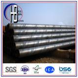 기름과 가스를 위한 스테인리스 SSAW 강관