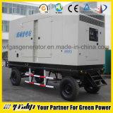 비상 전원을%s 휴대용 디젤 엔진 발전기