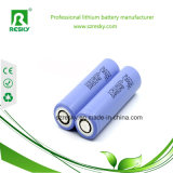 клетка батареи 2200mAh Li-иона 18650 с тавром Samsung 10A