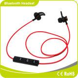 Ruído baixo da potência estereofónica de Bluetooth da forma que cancela auriculares Running da aptidão do microfone da mão da em-Orelha livre