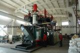 Máquina plástica procesada plástico del moldeo por insuflación de aire comprimido