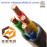 XLPE aislado Muilti Core cable de alimentación y el cable eléctrico