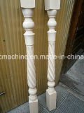 Lathe CNC деревянный Tunring для колонки Stairpost бейсбола