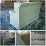 Table basse moderne de meubles de salle à manger de Corian