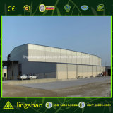 Magazzino d'acciaio modulare prefabbricato economico