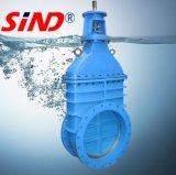 Valvola a saracinesca messa metallo d'Erezione del gambo DIN3352-F4