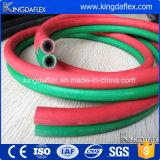 20bar/300psi de rubber TweelingSlang van het Acetyleen van de Zuurstof