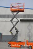 Il CE idraulico automotore Scissor la piattaforma dell'elevatore