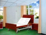 Camas de hospital de las Multi-Funciones de la garantía de la ISO 5years del Ce con el CPR de Linak Motor