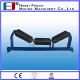 Fenjin Machinery Steel Pipe Conveyor Belt Carrying Idler Roller