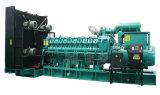 1800kw 2250kVA Nature Gas Light Diesel Dois geradores de combustível 60Hz 1200rpm