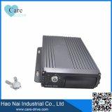 Carro DVR 4G GPS Mdvr de Caredrive 4-Channel com o cartão do SD do disco rígido opcional