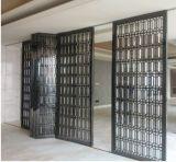 Colorer l'écran décoratif à la maison d'acier inoxydable en métal