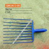 O-03 4tの低下は鋼鉄農場のフォークを造った