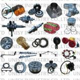 Peças sobresselentes da motocicleta, peças da motocicleta, acessórios da motocicleta