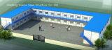19 ans de construction de construction de Chambre modulaire préfabriquée de matériaux